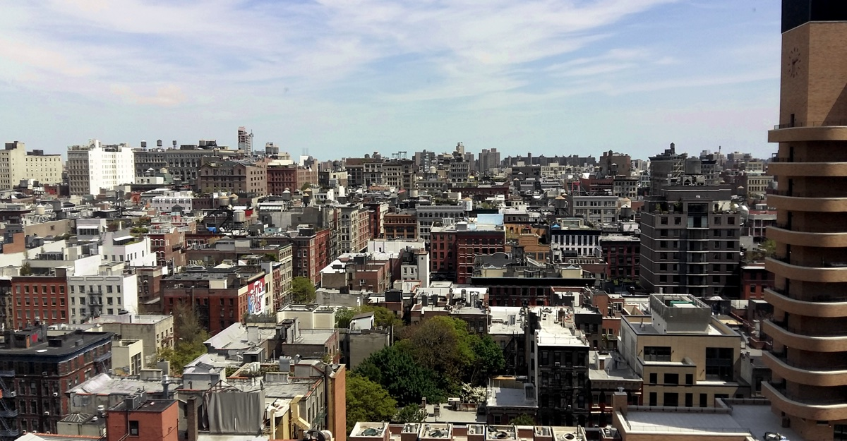 view of soho, new york