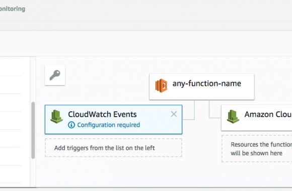 cloudwatch events in Lambda
