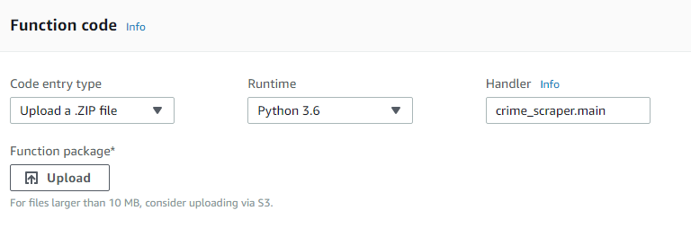 Setting up a Selenium web scraper on AWS Lambda with Python
