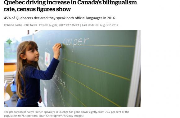 census story bilingualism