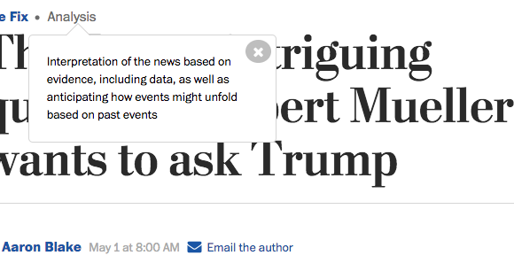 wapo analysis popup